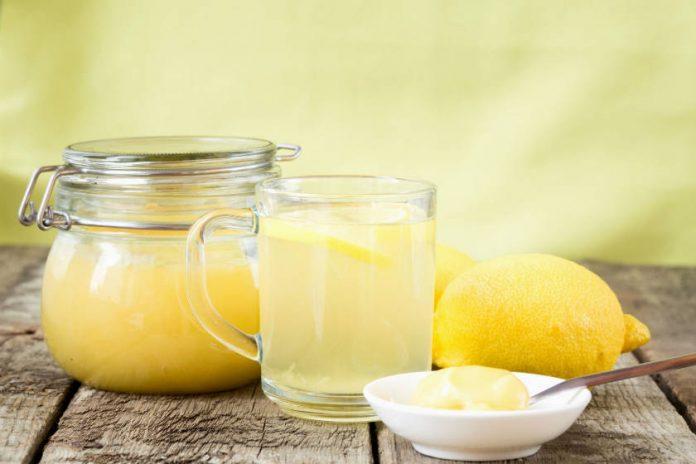 Подготовьте эту медово-лимон…