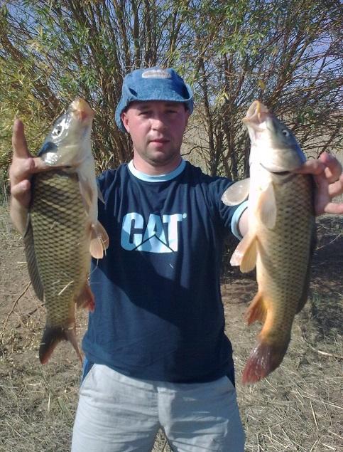Дельные советы рыболовам: садок, перловка, ряска