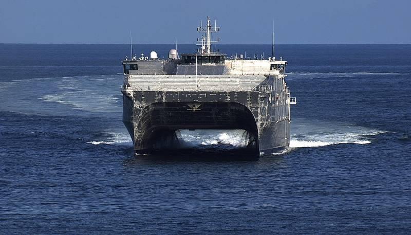 Скоростные экспедиционные транспортные суда EPF (США)