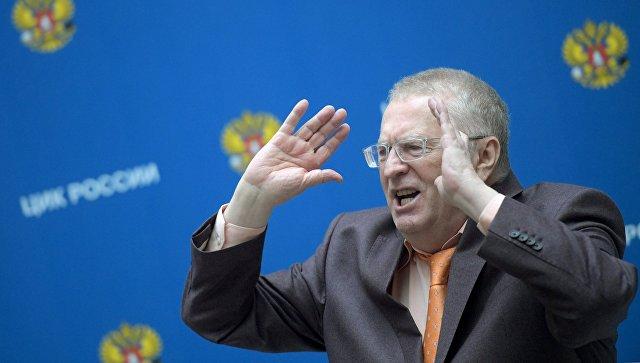 И выбирать в телеграме: Жириновский предложил упразднить должность президента