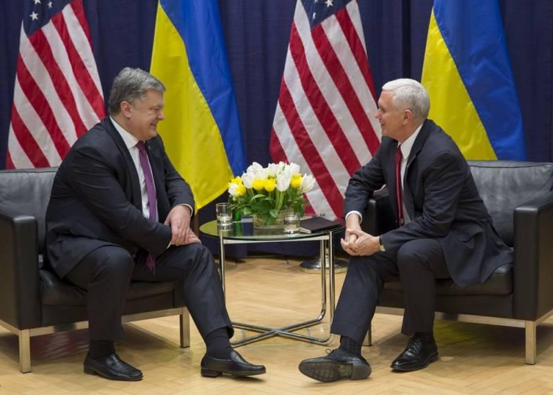 Порошенко: благодаря Киеву, Вашингтон отказался от диалога с Москвой