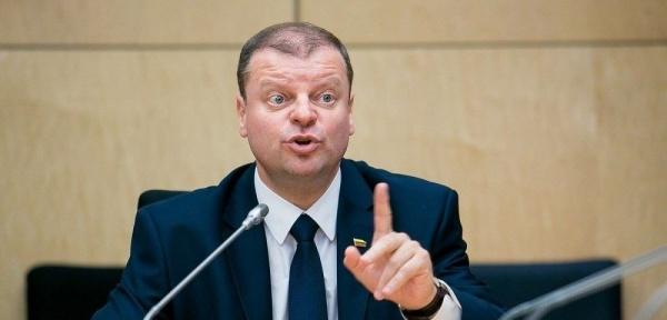Президент ипремьер Литвы поругались из-за оскандалившегося министра