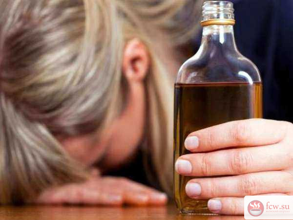 Женский алкоголизм: особенно…