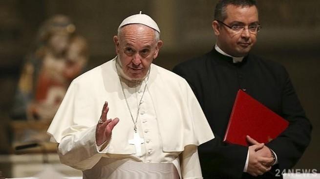 Ватикан не признал укрораскольников