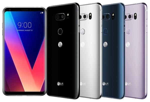 Смартфон LG V40 обрел дату р…
