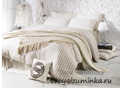 Влияние постельного белья на качество сна. Постельное белье из льна.