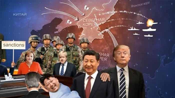 Андрей Добров: Все западные политики кричат — наказать Россию!