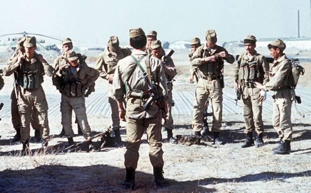Как 23 спецназовца ГРУ сдерживали наступление 372 моджахедов