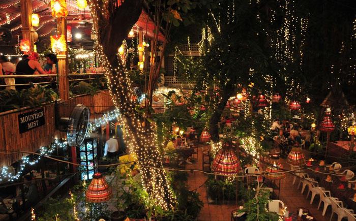 Самые шикарные и необычные рестораны мира