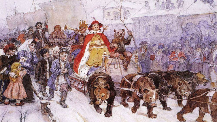 Когда на Руси праздновали Новый год?