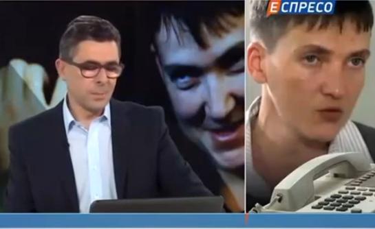 Савченко: В Донецке и Луганске нет террористов