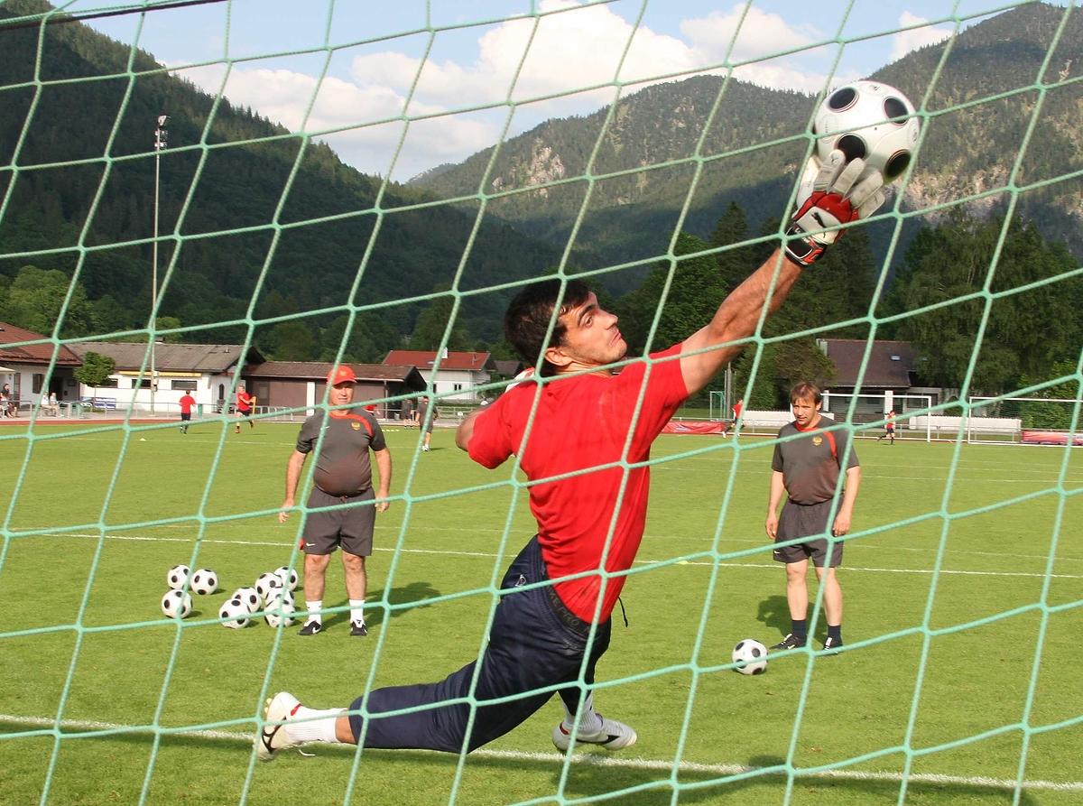 Вспомнить Евро-2008! Почему вызов Габулова в сборную – это хорошо