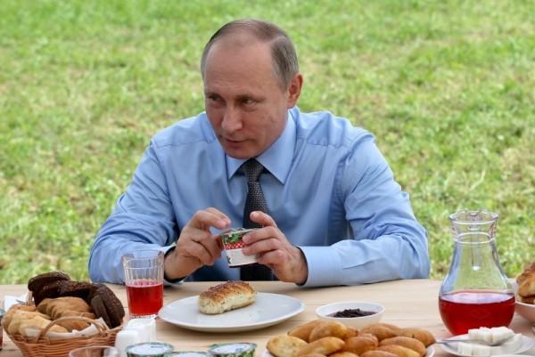 Режим дня Владимира Путина: …