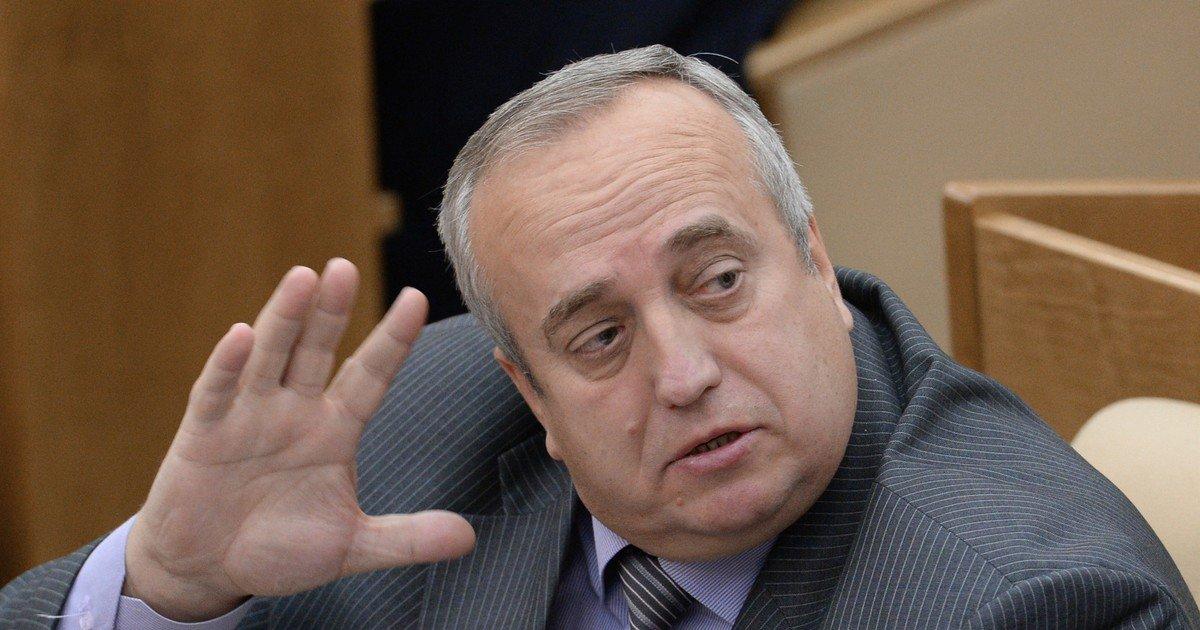 """Клинцевич предлагает ужесточить ответственность за """"телефонный терроризм"""""""
