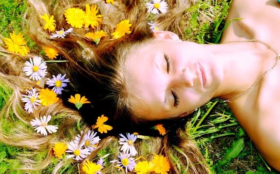Отвары лекарственных растений для волос