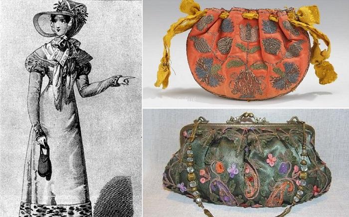 История важнейшего дамского аксессуара: Как мешочек с монетами превратился в современные сумки на молнии