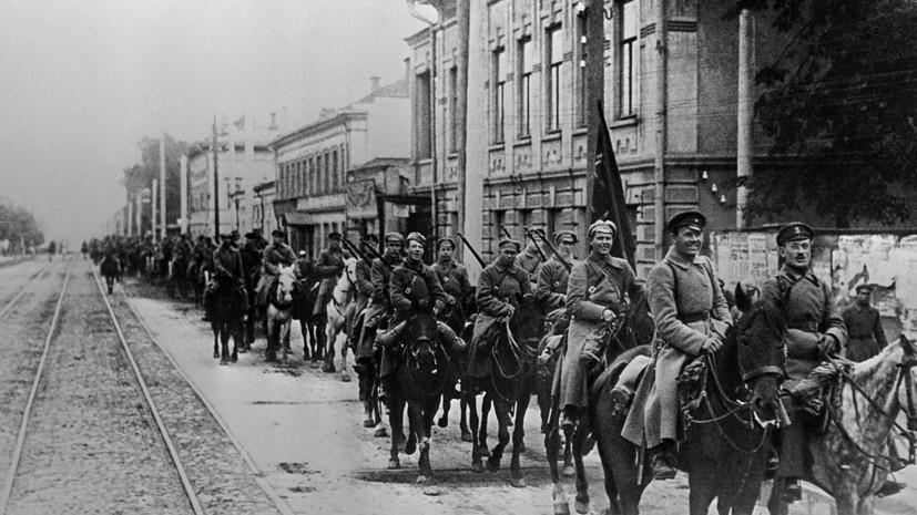 Могла ли Германия помогать большевикам в создании Красной Армии