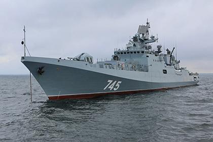 Индия выразила недовольство ценой российских фрегатов проекта 11356