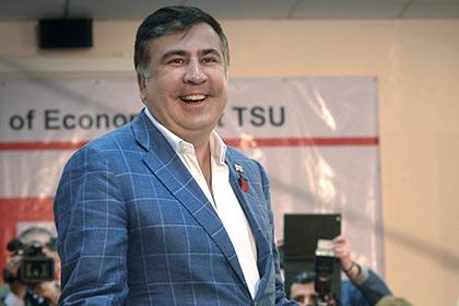 Саакашвили посватали в советники Клинтон