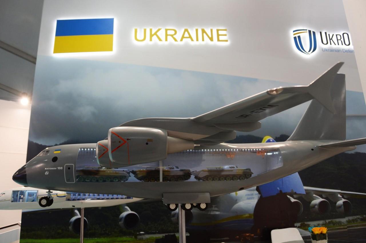"""Ан-188 стал """"украинско-турецким самолетом"""", а Ан-77 останется с двигателями Д-27"""