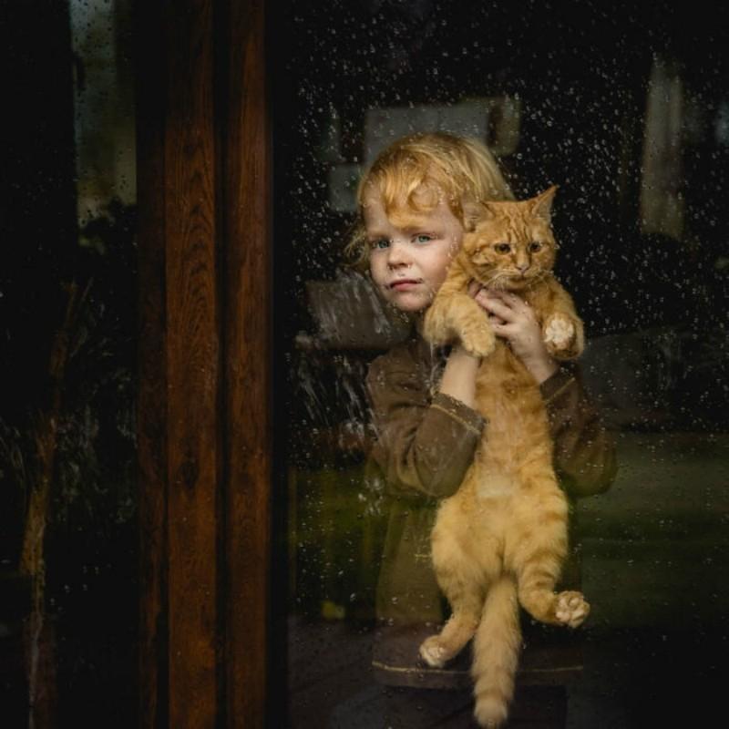 18. Рыжие. Любовь, дети, животные