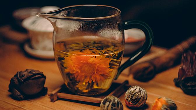 Горячий чай может вызывать рак