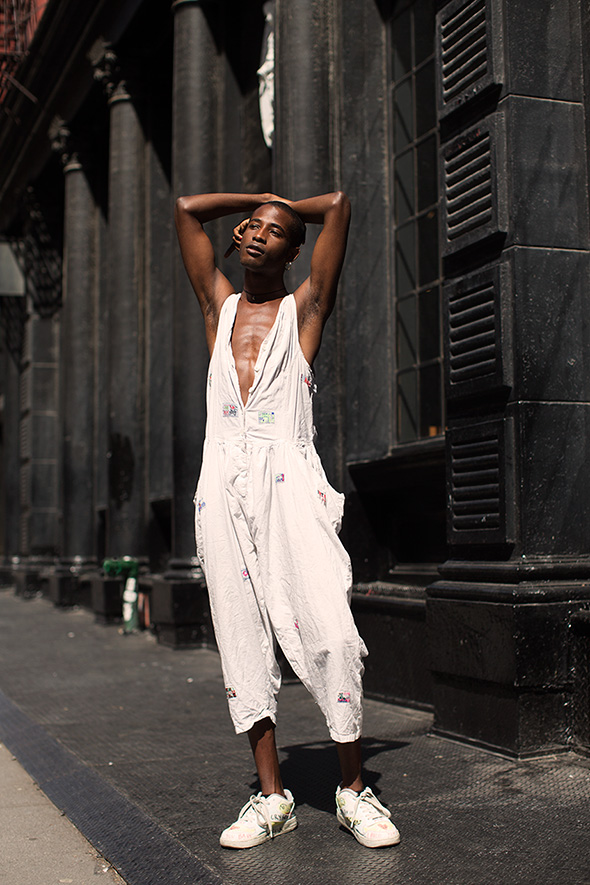 On the Street….Feels Like Summer, New York