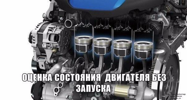 Как оценить состояние автомобильного двигателя без его запуска
