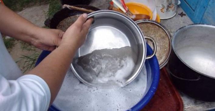 Сковороды будут сверкать чис…