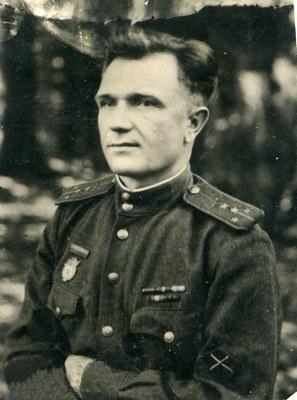 Константин Васильевич Уваров. 1943-й