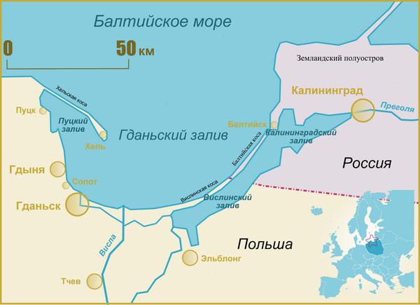 Польша грозит России военным…