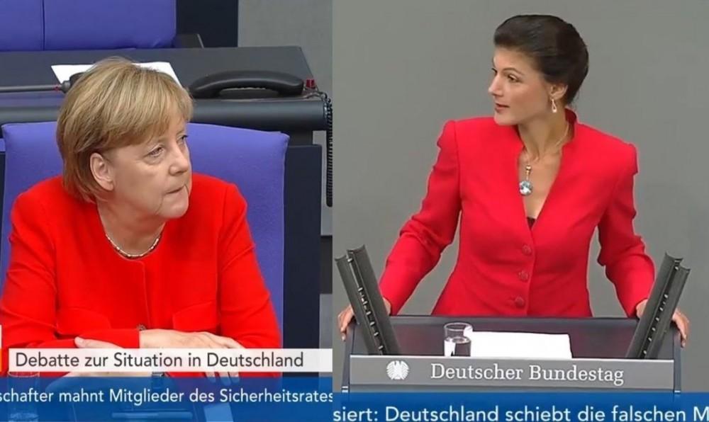 В Германии меняется вектор политической дискуссии