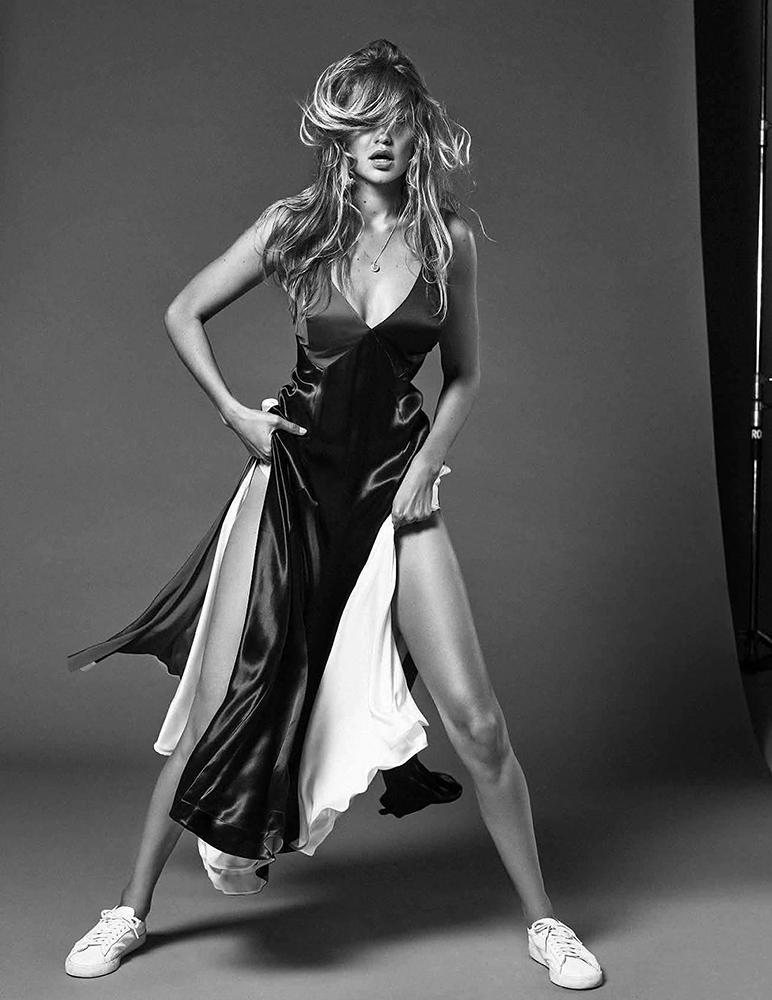 Джиджи Хадид — Фотосессия для «Vogue» 2015