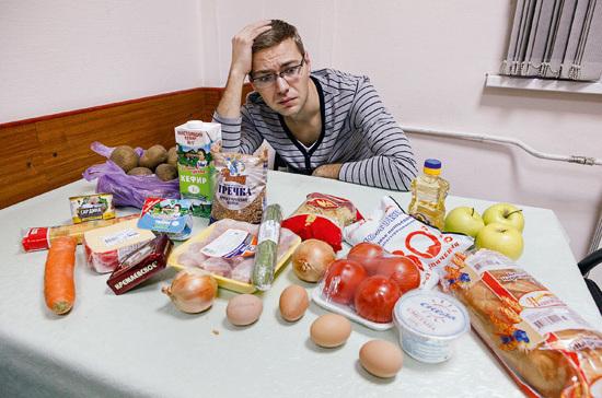 Пустое лукошко: россиян оставят без потребительской корзины