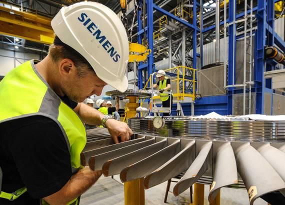 В Берлине предложили расширить санкции против РФ из-за турбин Siemens