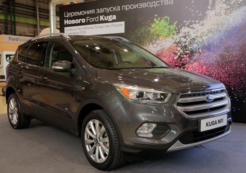 Цены на Ford Kuga и Ford Mondeo опасно подскочили в России