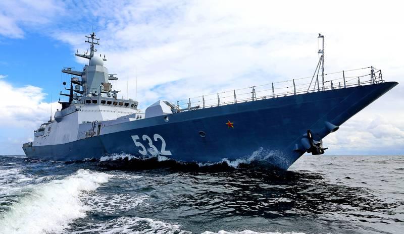Сможет ли Балтийский флот вз…