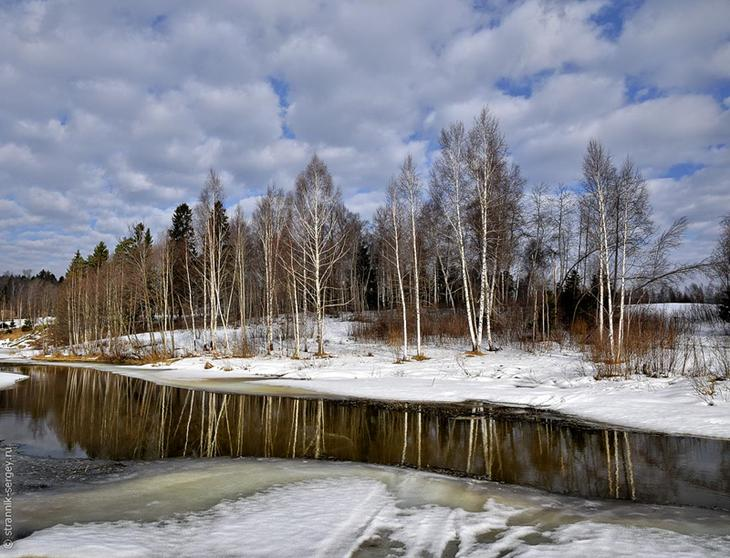 Фото Сергея Странника - март 2