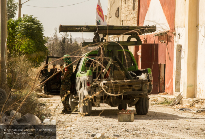 Бои за центр Хомса: сирийская армия идет на оплот боевиков ИГ*