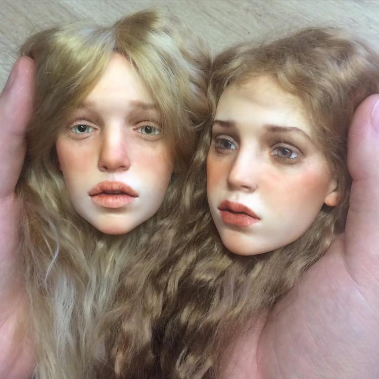 Самые реалистичные куклы руч…