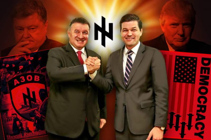 Украинский борщ для Америки