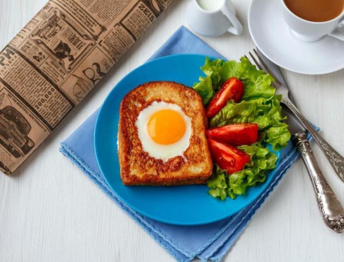 Вкусный и оригинальный завтрак.  Фото: google.com.