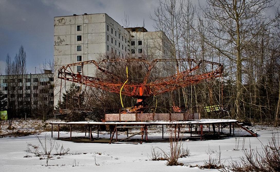 10 радиоактивных мест мира, где все еще живут люди