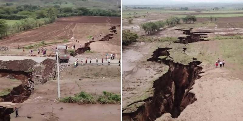Африканский континент разделяется на две части, и это происходит быстрее, чем мы думали