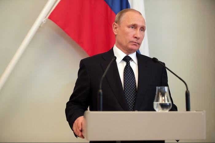 Путин о санкциях: в какой-то момент России придется ответить на хамство
