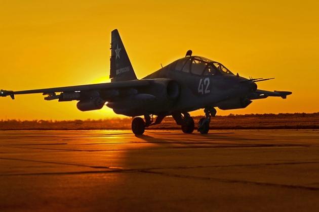 """Россию обвинили в """"вероломном вторжении"""" в Сирию"""