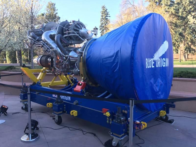 Замена российскому РД-180 создана? В США представили ракетный двигатель BE-4