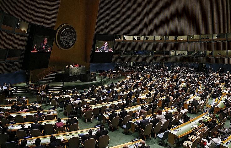 Россия внесла в СБ ООН проект резолюции по борьбе с идеологией терроризма
