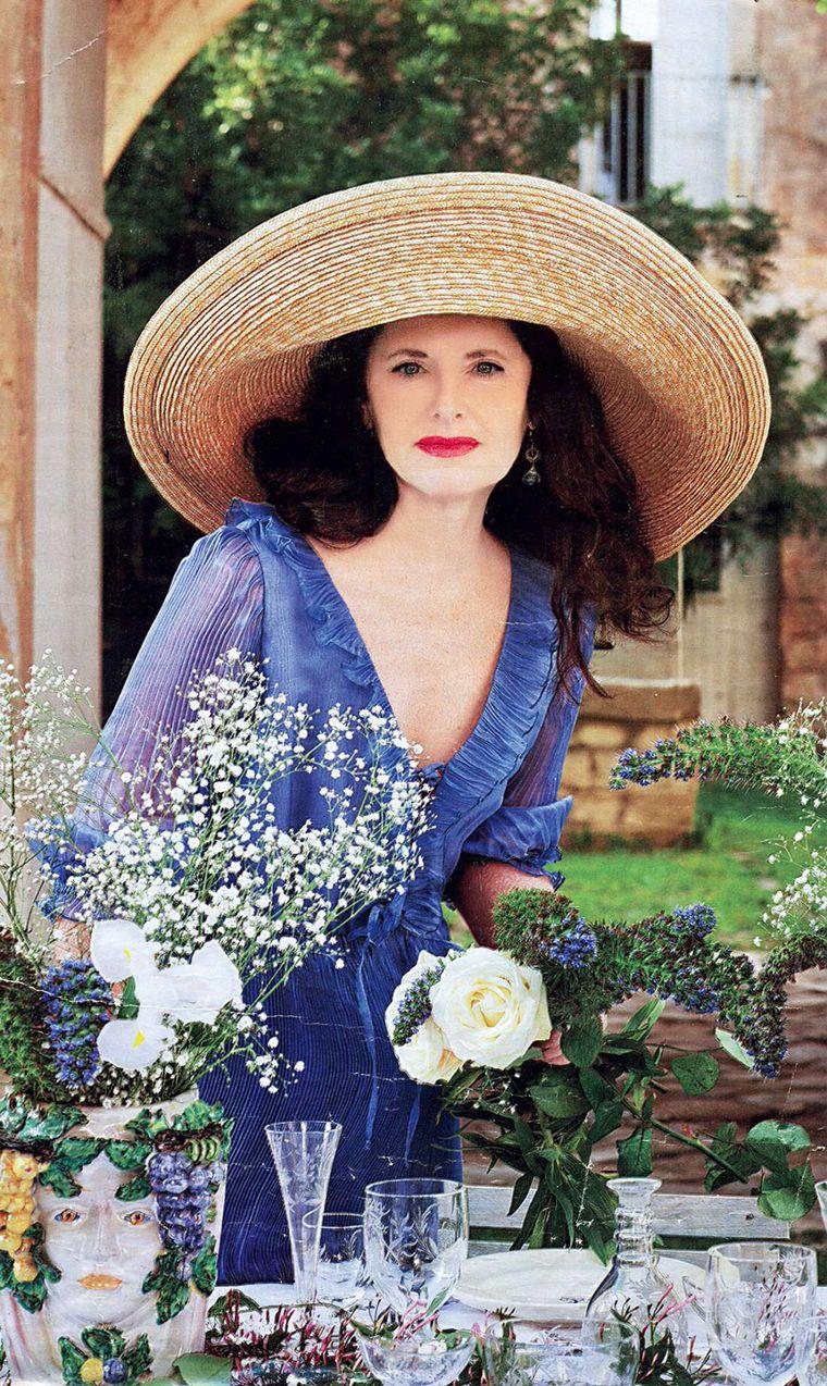 Элегантность, женственность и нотка волшебства в нарядах Luisa Beccaria