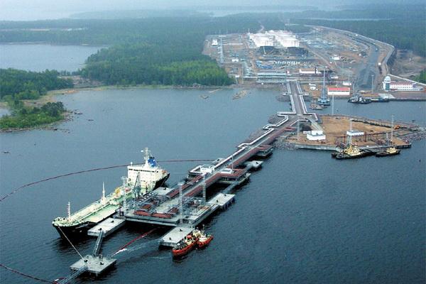 Дрозденко: Ленобласть будет развивать порты истроить кним дороги
